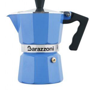 caffettiera colorata Barazzoni